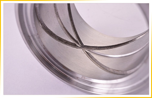 Mechanical Face Seals manufactured at SAP parts.