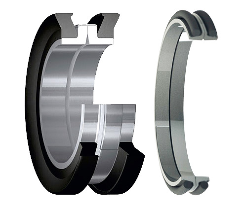 Two different types of Mechanical Face Seals / Heavy Duty Seals at SAPparts