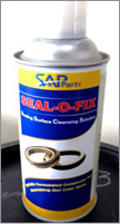 SAP Parts - Seal-O-Fix Spray / Isopropyl Alcohol* Follow all the safety practices