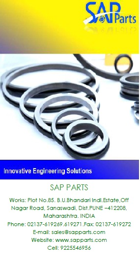 Innovative Engineering Solutions by SAPparts.